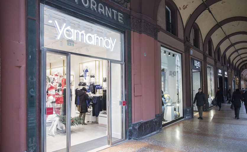 Yamamay-Bologna